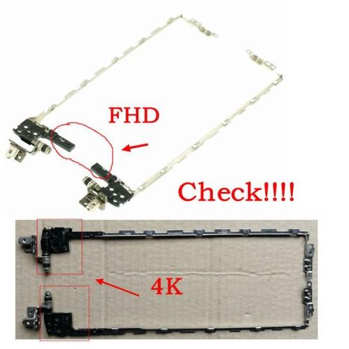 Foto Produk New for Lenovo FOR Thinkpad P50 P51 Series LCD Screen Hinges For 4K dari YangPentingHALAL