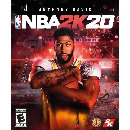 Foto Produk NBA 2K20 for PC or Laptop dari WILDANS GAMES