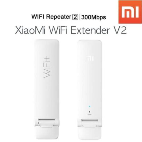 Foto Produk Penguat Sinyal WiFi / Xiaomi WiFi Signal Repeat Amplifie 2 Original dari VN.Store