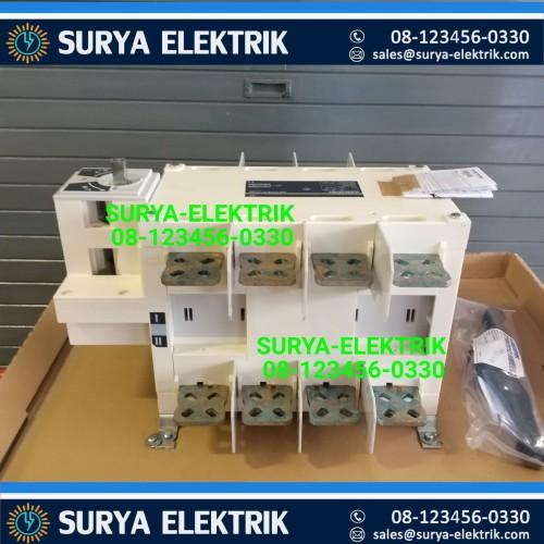Foto Produk OHM SAKLAR HANDEL COS CHANGE OVER SWITCH SOCOMEC 1250A 1250 A AMPER dari SURYA-ELEKTRIK