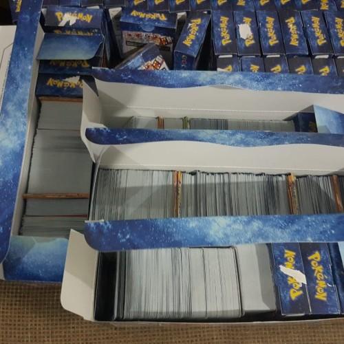 Foto Produk Bulk Random Kartu Pokemon TCG Indonesia - Mystery Box dari rocket_slippers