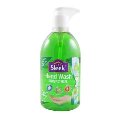 Foto Produk Sleek Handwash Rasa Lemon, Strawberry dan Apel Botol 500ml dari Tokopedia Baby Shop