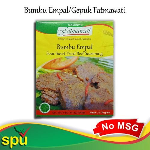 Foto Produk Bumbu Empal/Gepuk Fatmawati dari SPU Official