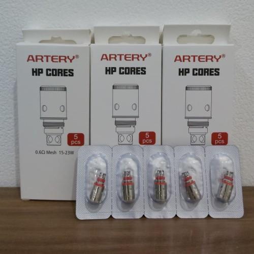 Foto Produk COIL ARTERY HP CORES 0.6 MESH KOIL AUTHENTIC dari Distributor Vaping