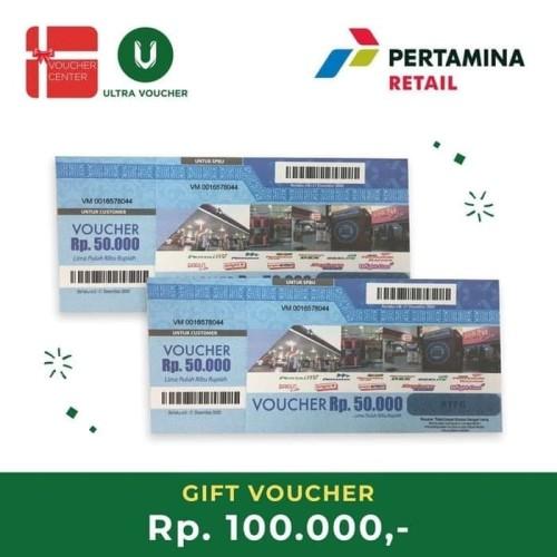 Foto Produk HEMAT Paket Pertamina Rp 100.000 dari Ultra Voucher