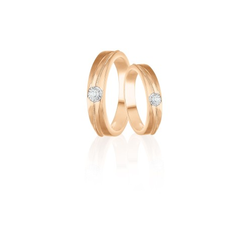 Foto Produk Wedding Ring / Cincin Couple IMWR834421/IMWR834438 Swan Jewellery dari Swan Jewellery Online