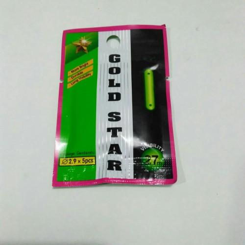 Foto Produk starlite pancing termurah merk gold star isi 5 dari Toko Desti Mulya