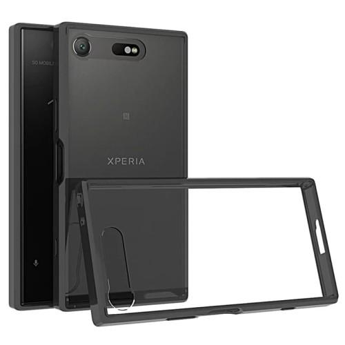 Foto Produk Case Sony Xperia XZ Premium Case Hybrid belakang Keras Acrylic Cover dari Ammar.cell