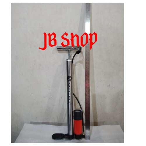 Foto Produk POMPA BAN SEPEDA MOTOR POMPA ANGIN POMPA KAKI POMPA TANGAN TABUNG dari JB Shop 1