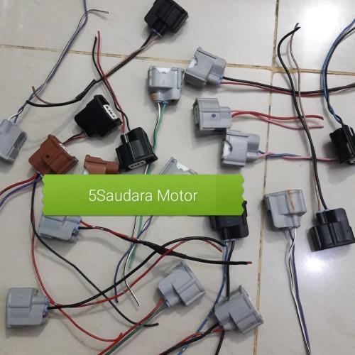 Foto Produk soket nozzle soket injector soket injektor avanza inova fortuner hilux dari 5saudara Motor
