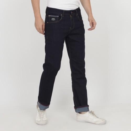Foto Produk PAPPERDINE JEANS 212 Raw Selvedge Stretch Celana Pria Panjang - 35 dari Papperdine Jeans