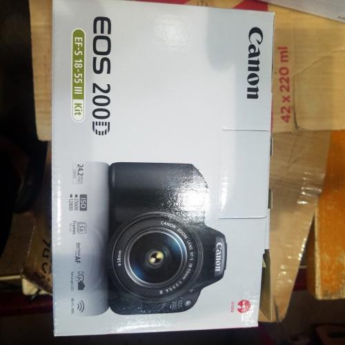 Foto Produk canon eos 200d dari V3camera
