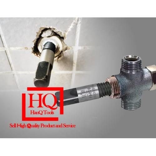 Foto Produk Keran Air Patah Kran Tembok Drat Rusak Sok Kran Rusak Kran Cabang dari HanQ Tools
