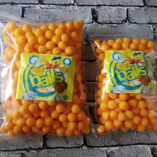 Foto Produk Chiki Balls 250 gram Asli Termurah - Keju dari nutrifit