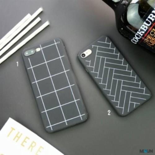 Foto Produk Black Case hardcase for iphone 5 6 7 plus dari Laris Minis