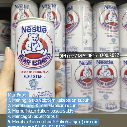 Jual Bear Brand Kota Surabaya Bynniesha Collection Tokopedia