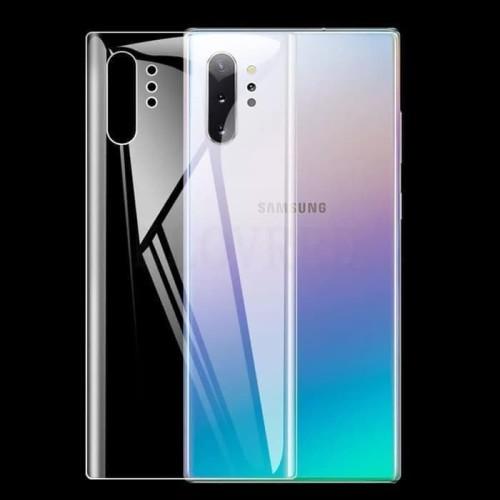 Foto Produk Hydrogel anti gores BELAKANG Samsung Note 10 Back screen guard dari Multi Store 12