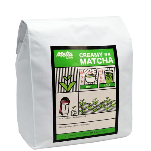 Foto Produk KORTE MELTA MATCHA (Pro Pack - 1 kg) dari Korte Chocolate