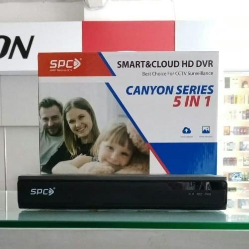 Foto Produk DVR CCTV 8CH SPC NEW SERIES CANYON 5IN1 HD 1080 BISA UTK SEMUA KAMERA dari powerpop