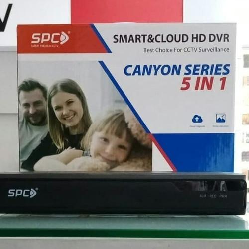 Foto Produk DVR CCTV 16CH SPC CANYON NEW SERIES 5IN1 SUPPORT SEMUA KAMERA / MURAH dari powerpop