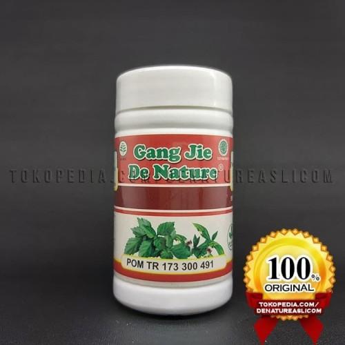 Foto Produk Obat Gonore AMPUH Gang Jie De Nature ASLI Herbal Official DENATUREASLI dari De Nature Asli