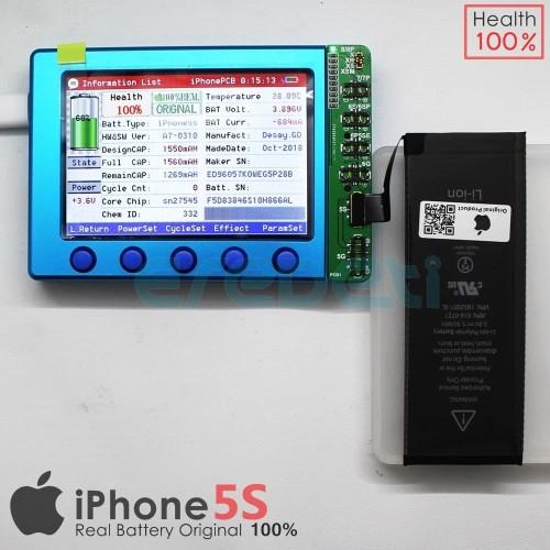 Foto Produk BATTERY BATERAI BATERE IPHONE 5S ORIGINAL KD-001279 dari EREDETI