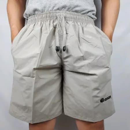 Foto Produk Celana Pendek Pria Bordir Polos 62 -AIGR.62 dari JuraganKolor