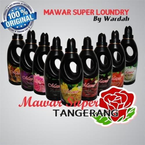 Foto Produk Mawar Super Laundry Msl By Wardah 1 Liter - Hitam Harga Promo dari husniahjs