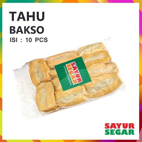 Foto Produk TAHU BASO / TAHU BAKSO [10 Pcs] dari SAYUR SEGAR   Official