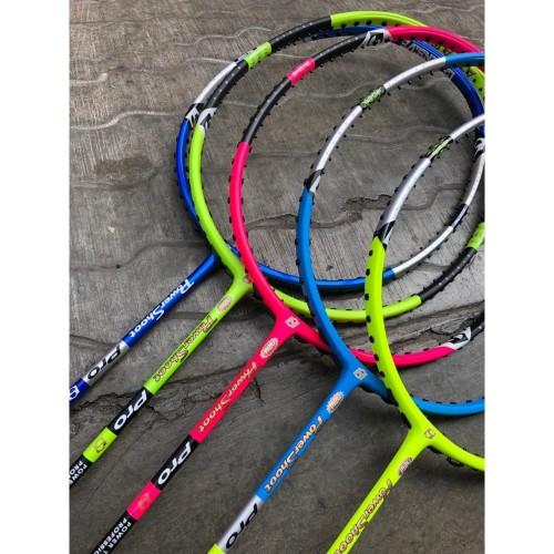 Foto Produk Raket badminton / bulutangkis raket HART powershoot Attack+ cover dari tokoreadygan