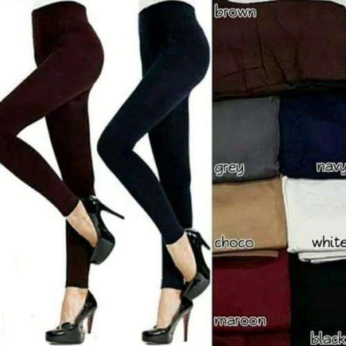 Foto Produk Celana Leging Wanita polos Murah dan berkualitas All Size/Standard dari LARIS KOLEKSI