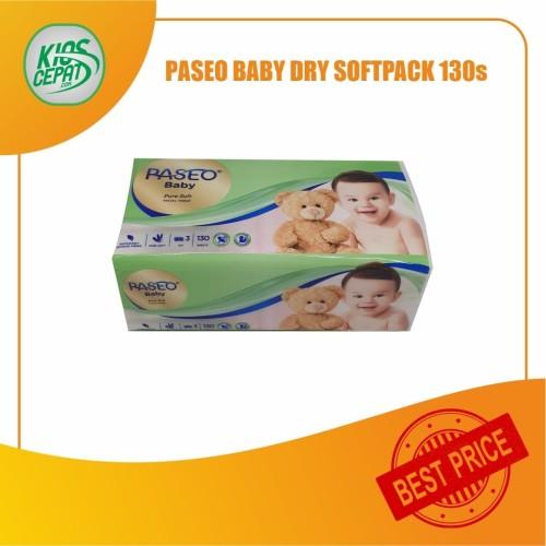 Foto Produk Tissue PASEO BABY Facial Pure Soft 3Ply 130s dari KiosCepat