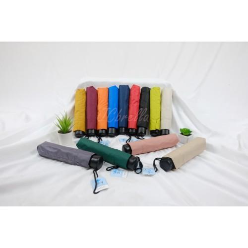 Foto Produk Payung Lipat 3 Motif Polos (Promosi) dari JCbrella
