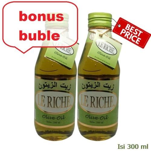 Foto Produk Original - Minyak Zaitun Lerichi Le Riche 300 mL dari Herbal Kita Store