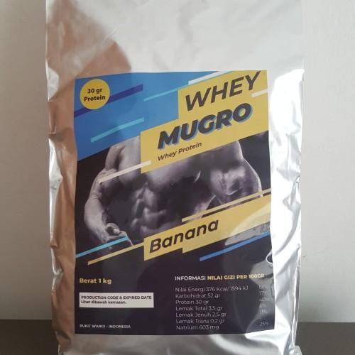 Foto Produk Whey protein mugro Banana dari Toko Virall