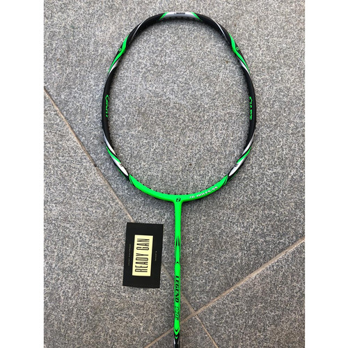 Foto Produk Raket Badminton Hart Legend 106 ( Green Black ) Original dari tokoreadygan