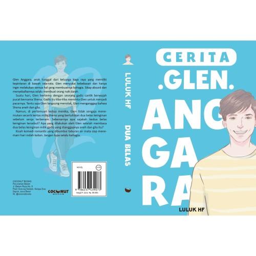 Foto Produk Dua Belas Cerita Glen Anggara - Luluk HF - Coconut Books dari Republik Fiksi