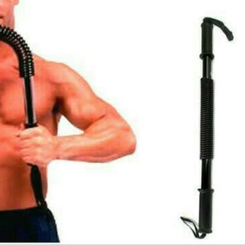 Foto Produk Ada Power Twister Power Bender 40kg alat Fitness Pembentuk dari kinakino9