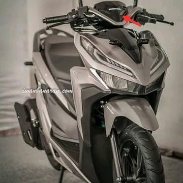Foto Produk batok depan cover handle front vario 125 150 new 2018-2019 K59J K60R dari Vina Part