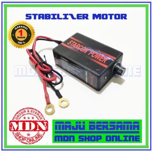 Foto Produk Stabilizer Accu M155 - Penghemat BBM -STARCON POWER Motor dari MDN SHOP ONLINE