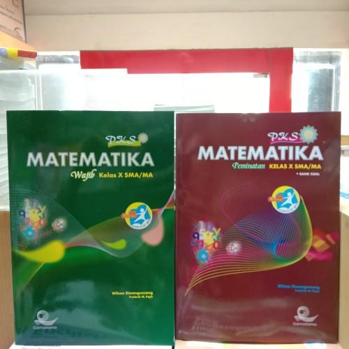 Foto Produk Buku SMA Kelas 1,PKS Matematika SMA Kelas 10, Wajib dan Peminatan dari TB Ardila