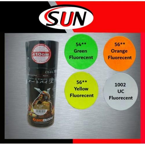 Foto Produk Pilox Samurai 400 ml Pilok Hijau Orange Kuning Dasar Putih Stabilo dari Sun Hardware