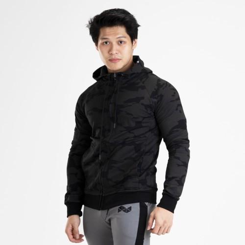 Foto Produk Ultra Sport Hoodie - Dark Camo - S dari neveres sportswear