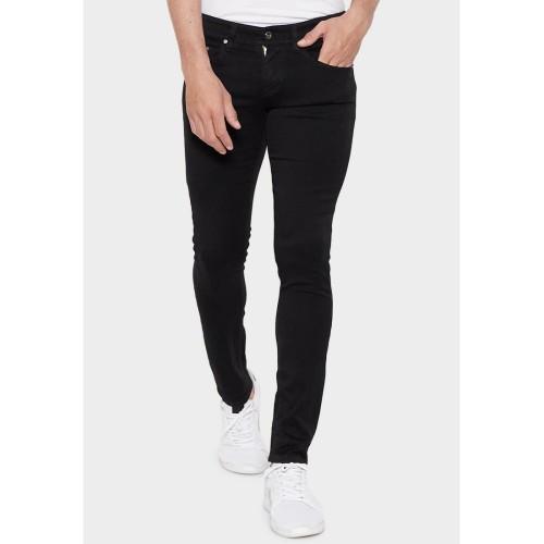 Foto Produk Celana Panjang Bravo Denim Stretch Skinny Jeans (Black) - 28 dari JB Boss Jeans