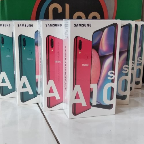 Foto Produk Samsung A10S resmi Sein dari luckystarss
