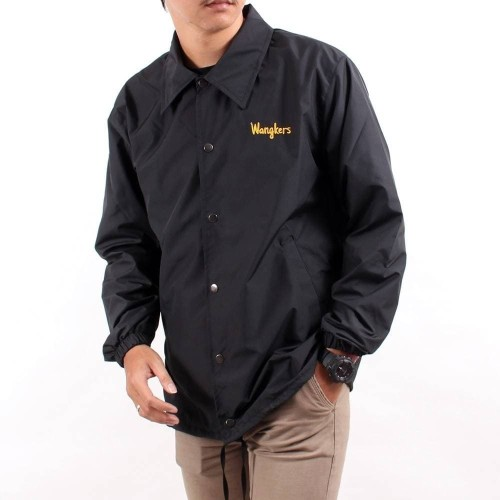 Foto Produk Jaket Parasut Coach Pria - marun, L dari and_store22