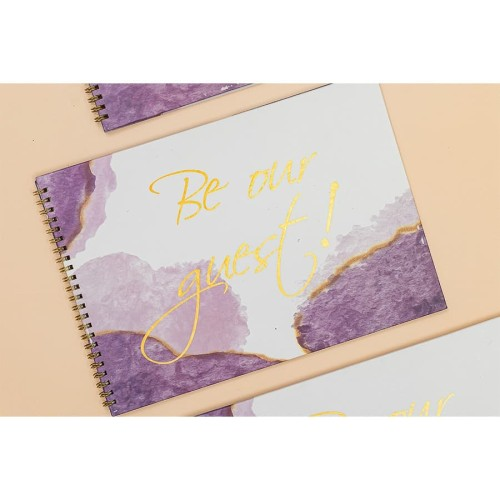 Foto Produk [MyTipsWedding] Guest Book - HarumiPS dari The Bride Dept