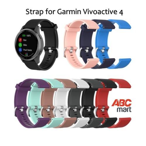 Foto Produk Strap for Garmin Vivoactive 4 - tali jam Sport Quick Release dari ABCmart