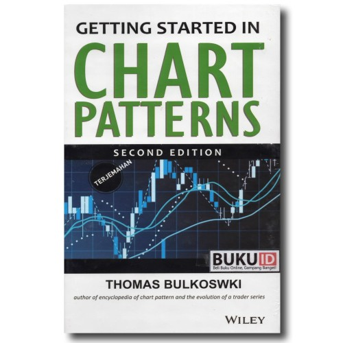 Foto Produk Buku Thomas N. Bulkowski - Getting Started in Chart Patterns dari Buku ID