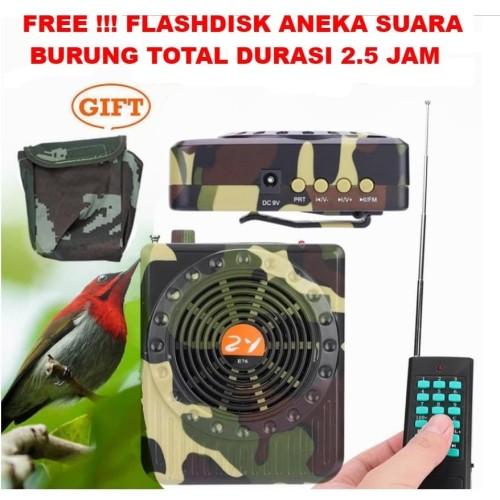 Foto Produk ALAT PEMANGGIL SUARA BURUNG BIRD CALLER GAME CALL REMOTE dari DO OFFICIAL STORE